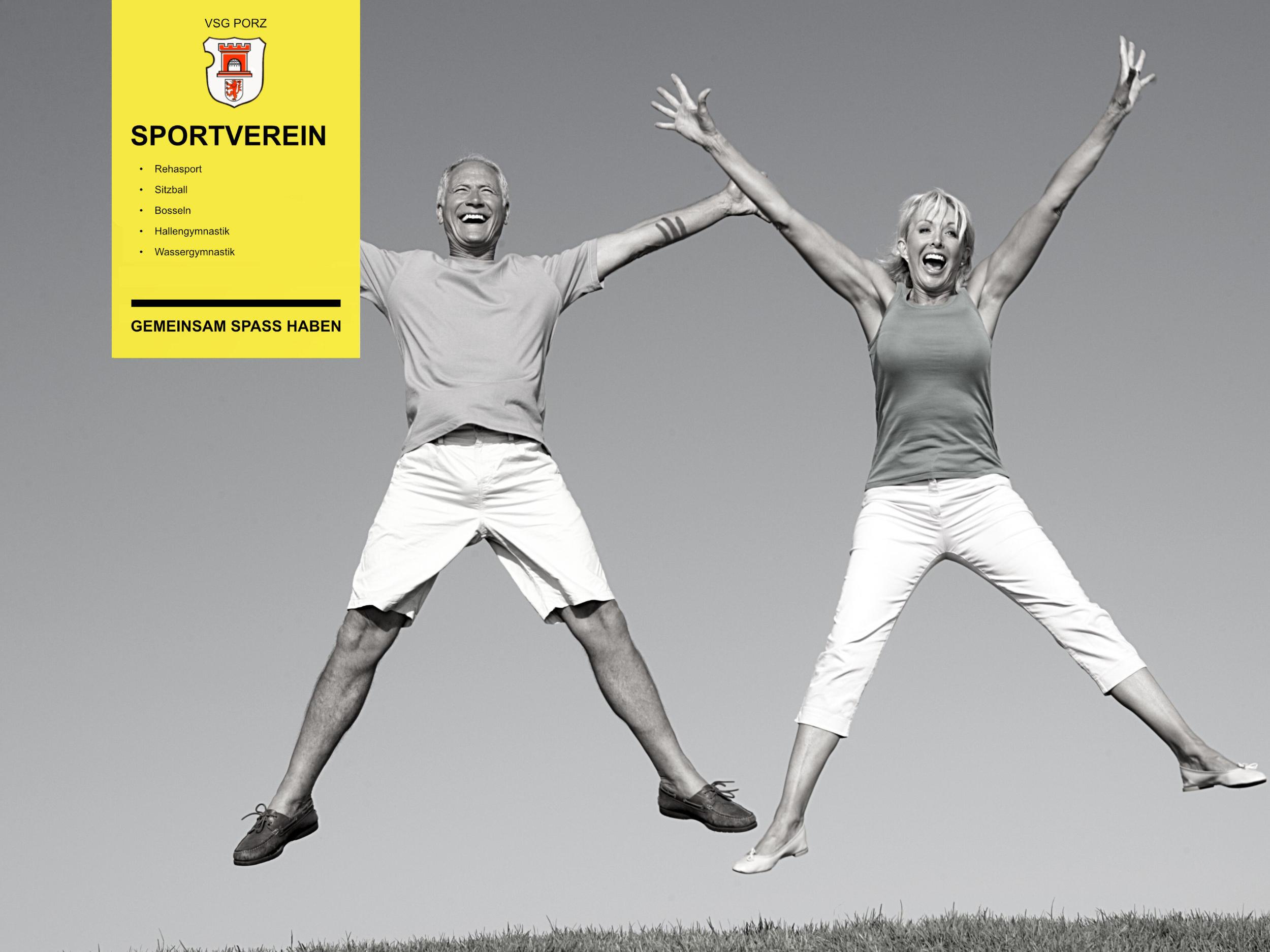 Sportverein VSG Porz - Headerbild - Startseite