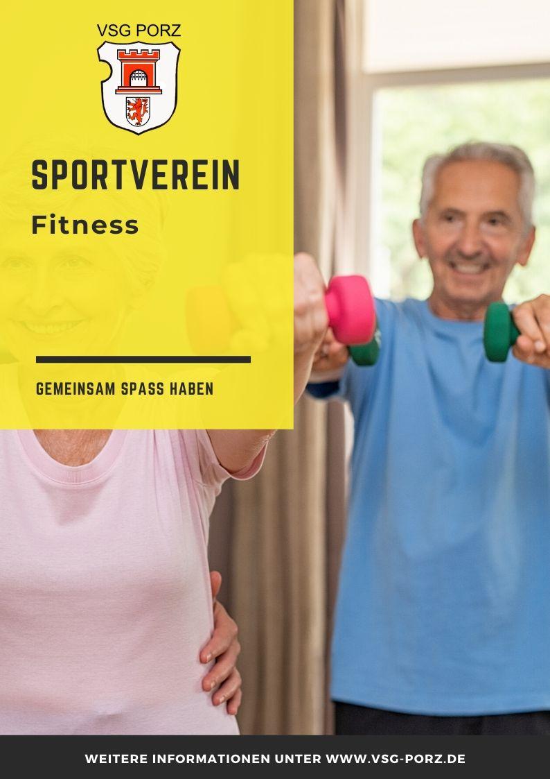 VSG PORZ Poster Fitness5